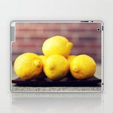 Lemon Fresh Laptop & iPad Skin