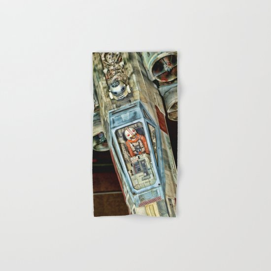 X-Wing Fighter Hand & Bath Towel