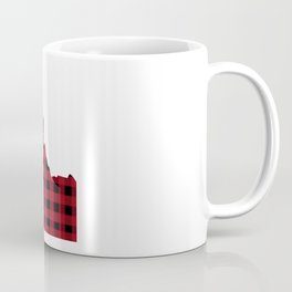 Idaho - Buffalo Plaid Coffee Mug