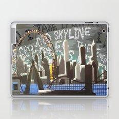 Crowded Skyline Laptop & iPad Skin