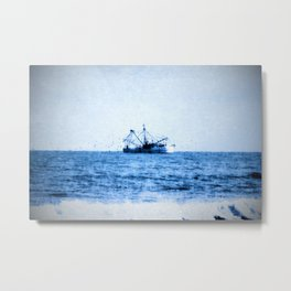 Blue Dream Metal Print