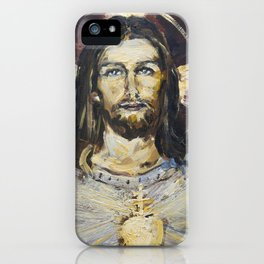 Ecstasy X. The Transfiguration iPhone Case