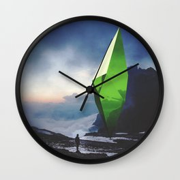 Inconsequential Logic Wall Clock