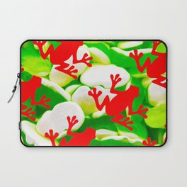 Box of Frogs Laptop Sleeve