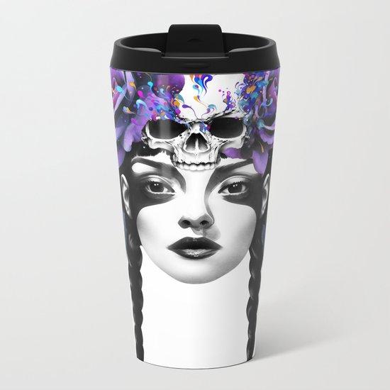 New Way Warrior Metal Travel Mug