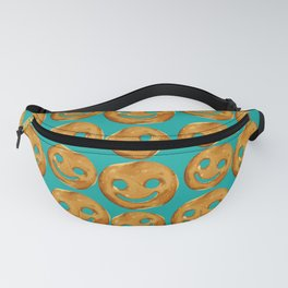 Keep Smiling Chips Fanny Pack