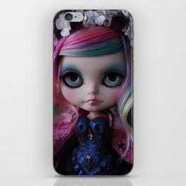 Sweet Death Shinigami (Ooak BLYTHE Doll) iPhone Skin