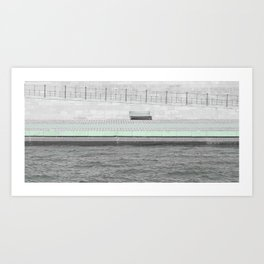 #102 Art Print