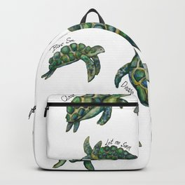 Sea Turtles Backpack