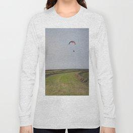 Paraglider Long Sleeve T-shirt