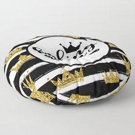 Baking Queen Floor Pillow