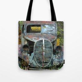 OldTruck Tote Bag