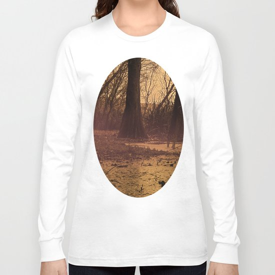 The fall The fog The swamp the drama Long Sleeve T-shirt