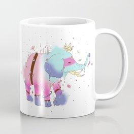 SPACE ELEPHANT Coffee Mug