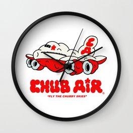 CHUB AIR Wall Clock