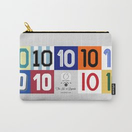 The No. 10 Legends Carry-All Pouch