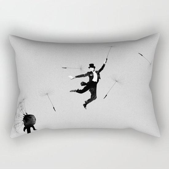 Au revoir Rectangular Pillow