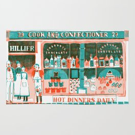 Victorian Confectioners Rug
