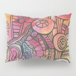 Growth from Chaos Pillow Sham