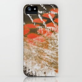 Materials Collage iPhone Case