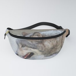 Another day, another crowd Fanny Pack