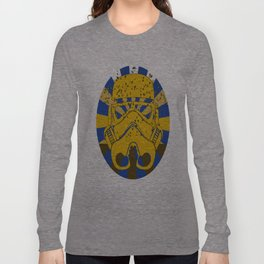Psychedelic Trooper Long Sleeve T-shirt