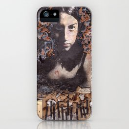 Those You Least Expect Are Just Waiting For A Match iPhone Case