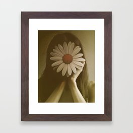 Margarida Framed Art Print