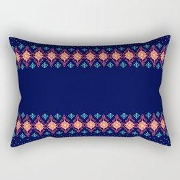 Nordic Star Rectangular Pillow