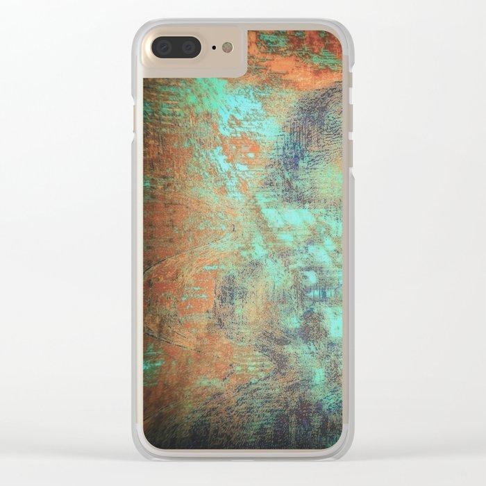 hmdcr06 Clear iPhone Case