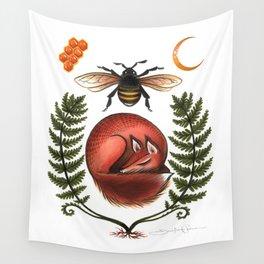 Honey Honey Wall Tapestry