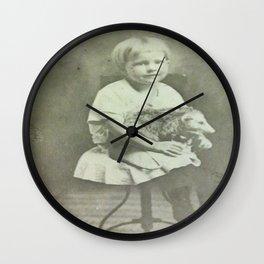 Opossum?  Wall Clock