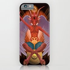The Baphomet iPhone 6s Slim Case