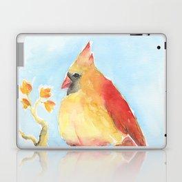 Mrs. Cardinal Laptop & iPad Skin
