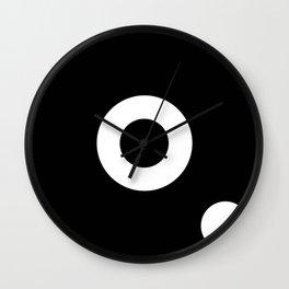 I-S-4 Wall Clock