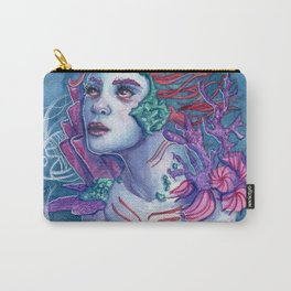 Gaia Of The Deep Carry-All Pouch