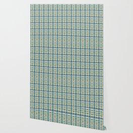 Light Shibori Blues Wallpaper
