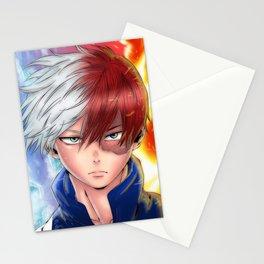 Shoto Todoroki v.1 Stationery Cards