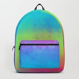 Pride Neck Gator Pride Gay Pride Watercolor Backpack