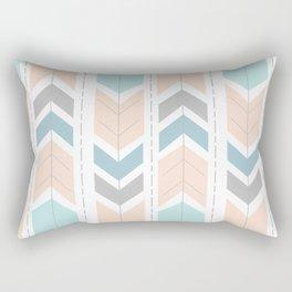 Sunrise Arrows Rectangular Pillow