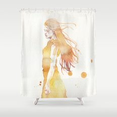 small piece 50 Shower Curtain