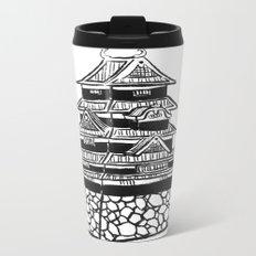The Black Castle  Metal Travel Mug