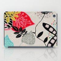 rio iPad Cases featuring RIO 004 by Maca Salazar