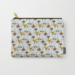 Mushroom Skin Carry-All Pouch