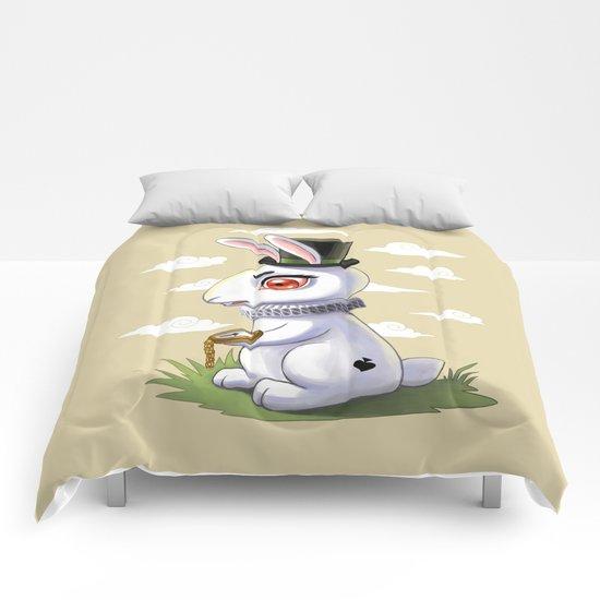 Late Comforters