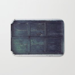 Santorini Door II Bath Mat