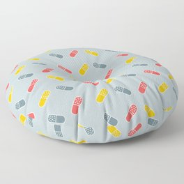 Capsule Art Floor Pillow
