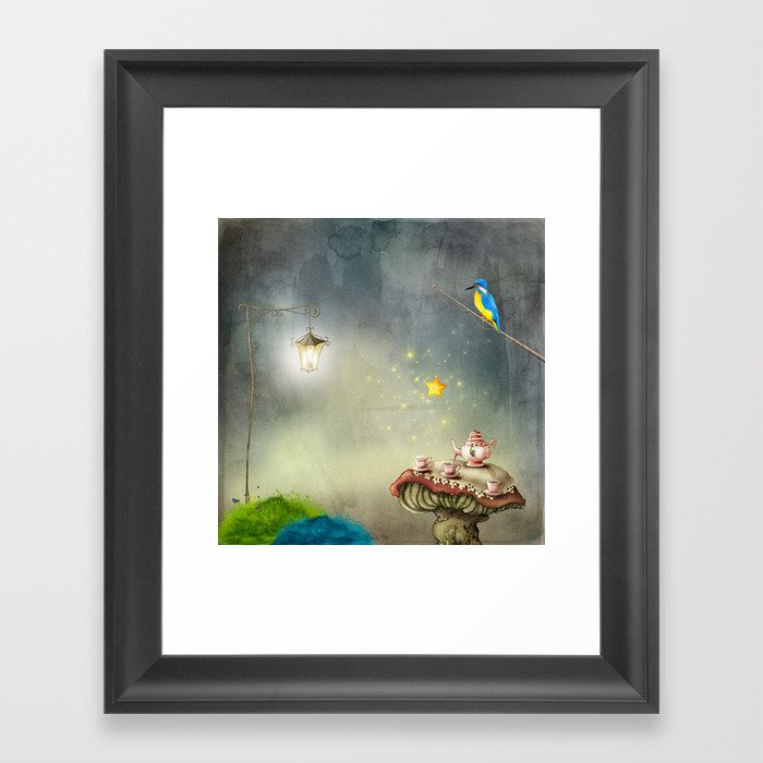 Dreamery Framed Art Print