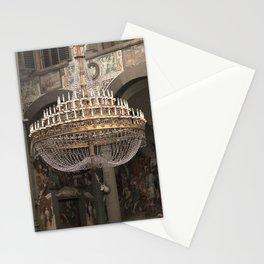 The Ballroom - Florence - Tuscany Stationery Cards