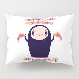 kaonashi fan-art Pillow Sham